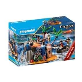 Playmobil Pirate 70556 Pirate Island Hideout