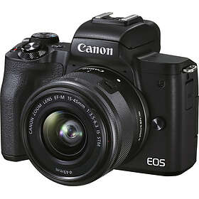 Canon EOS M50 Mark II + 15-45/3,5-6,3 IS STM