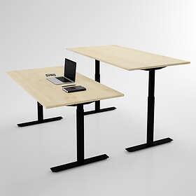 Direkt Interiör Höj och sänkbart Skrivbord 100x70cm