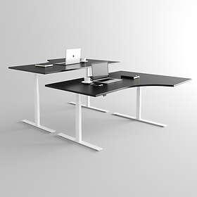 Direkt Interiör Höj och sänkbart Skrivbord 180x120cm