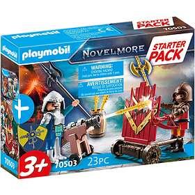 Playmobil Novelmore 70503 Starter Pack Novelmore Knights' Duel