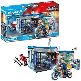 Playmobil City Action 70568 Prison Escape