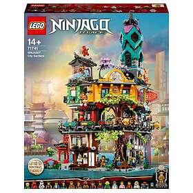 LEGO Ninjago 71741 Citys Trädgårdar