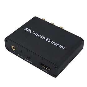 NÖRDIC HDMI ARC Audio Extractor Adapter