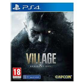 Resident Evil 8 Village (PS4)