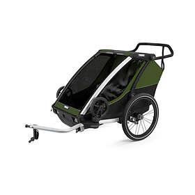 Thule Chariot Cab 2 2021 (Dubbelvagn)