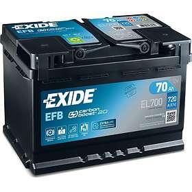 Exide EFB EL700 70Ah 720A
