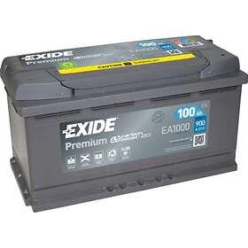 Exide Premium EA1000 100Ah