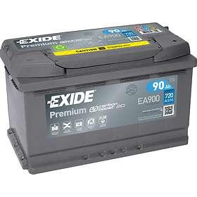 Exide Premium EA900 90Ah 720A