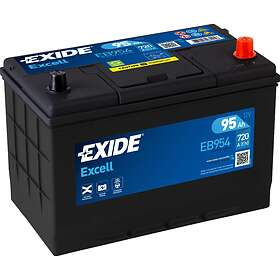 Exide Excell EB954 95Ah 720A