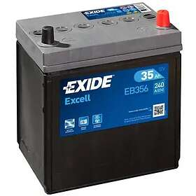 Exide Excell EB356 35Ah