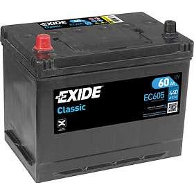 Exide Classic EC605 60Ah