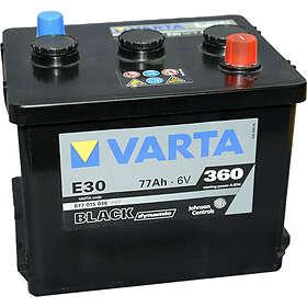 Varta Promotive Black E30 6V 77Ah 360A