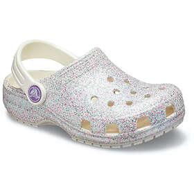 Crocs Classic Glitter Clog (Flicka)