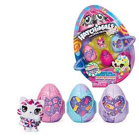 Hatchimals Colleggtibles Cosmic Candy 4-Pack