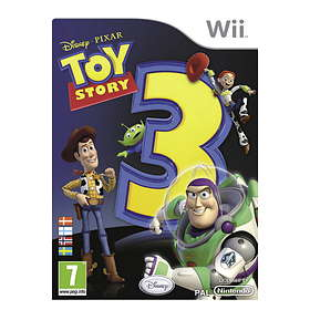 Toy Story 3: The Video Game (Wii)