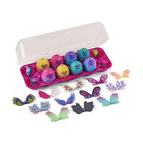Hatchimals Colleggtibles Wilder Wings 12-Pack Egg Carton
