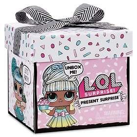 L.O.L. Surprise! Present Doll with 8 Surprises