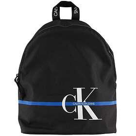 Calvin Klein Monogram Stripe Backpack