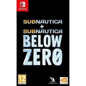Subnautica + Subnautica - Below Zero (Switch)