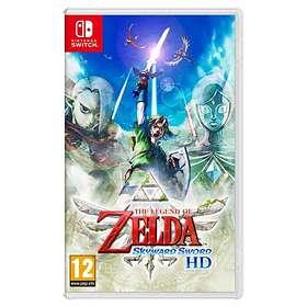 The Legend of Zelda Skyward Sword HD (Switch)