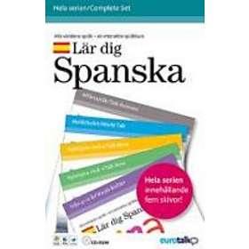 EuroTalk Lär Dig Spanska - Complete Set