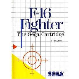 F-16 Fighter (Master System)