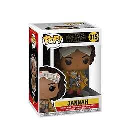 Funko POP! Star Wars: Rise of Skywalker 315 Jannah