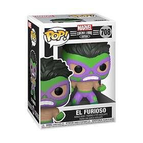 Funko POP! Marvel 708 Lucha Libre