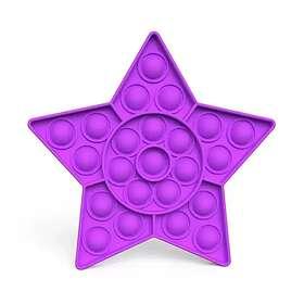 Pop It Fidget Star