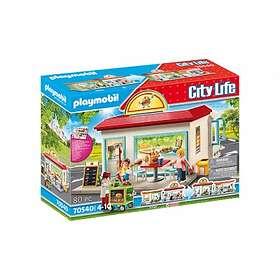 Playmobil City Life 70540 My Burger Shop