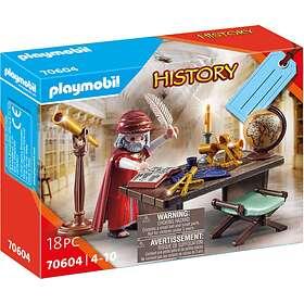Playmobil History 70604 Astronomer Gift Set