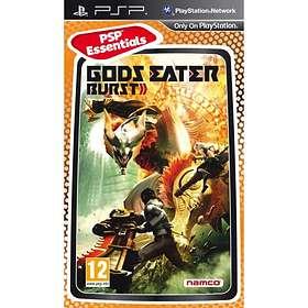 Gods Eater Burst (PSP)