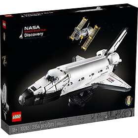 LEGO Creator 10283 La navette spatiale Discovery de la NASA