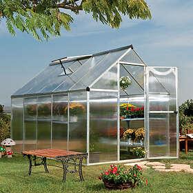 Palram Mythos Växthus 6m² (Aluminium/Polykarbonat)