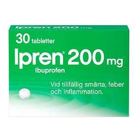 McNeil Ipren 200mg 30 Tabletter