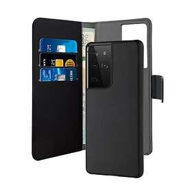 Puro Wallet Detachable for Samsung Galaxy S21 Ultra