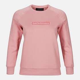 Peak Performance Ease Crew Sweatshirt (Dam)