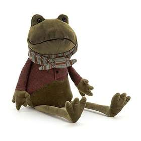Jellycat Riverside Rambler Frog 33cm