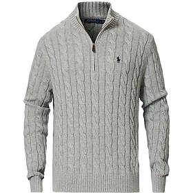 Ralph Lauren Cotton Polo Cable HZ Sweater (Herr)