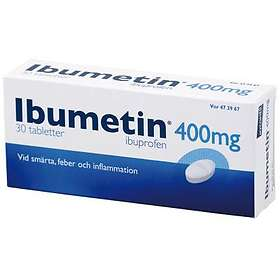 Nycomed Ibumetin 400mg 30 Tabletter