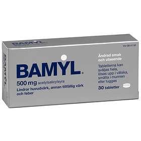 Meda Bamyl 500mg 30 Tabletter
