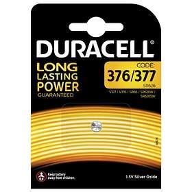 Duracell Plus Power Knappcellsbatteri (D377)