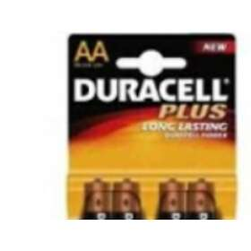Duracell Plus Power AA-batterier (LR6) [32-pack]