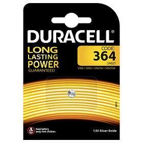 Duracell Plus Power Knappcellsbatteri (D364)