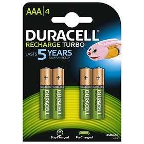 Duracell Recharegeable AAA 850 mAh (HR03-A) [4-pack]