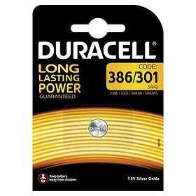 Duracell Knappcellsbatteri (386/301)