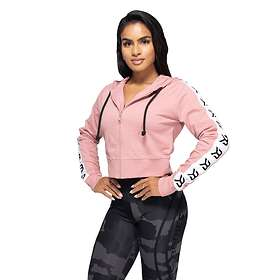 Better Bodies Vesey Cropped Hoodie (Dam)