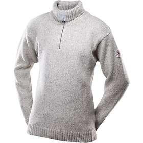 Devold Nansen Zip Neck Sweater (Dam)