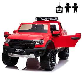 Rull Elbil Polisbil Ford Ranger Raptor 12V